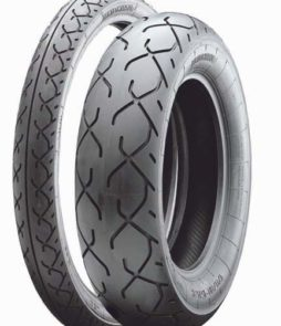 K65 front and rear tires