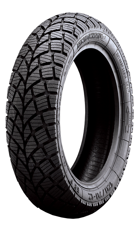 "K66LT Great 12"" tire"